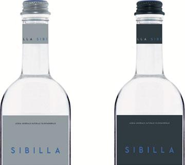 Acqua Nerea - Sibilla linea in vetro