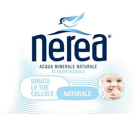 Nerea acqua minerale naturale